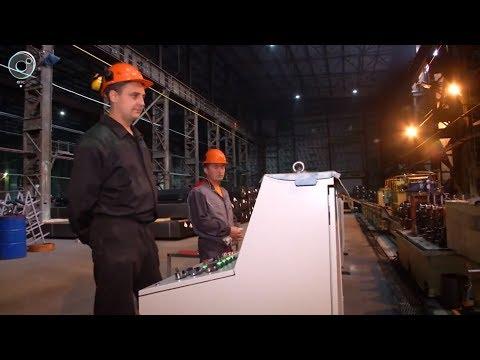 Завод «Тяжстангидропресс» выполнил заказ поизготовлению тяжелых станков для индийских предприятий
