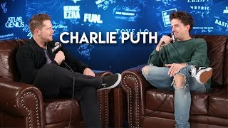 """Video Charlie Puth Explains Why His New Album Is Called """"Voicenotes"""" MP3, 3GP, MP4, WEBM, AVI, FLV Juli 2018"""
