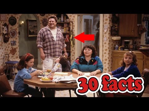 30 Facts You Didn't Know About Roseanne