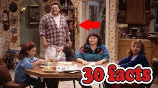 Video 30 Facts You Didn't Know About Roseanne MP3, 3GP, MP4, WEBM, AVI, FLV Januari 2019