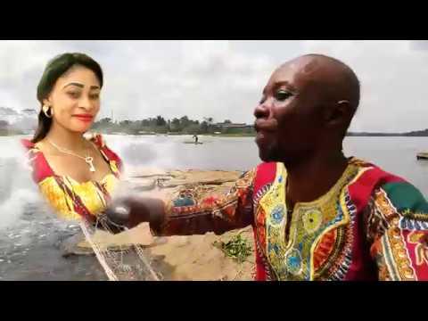 Течёт река Конго. Очеловеченная