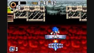 Sonic Armageddon videosu