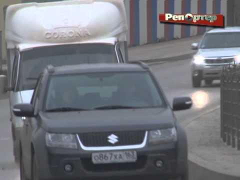 Владелец джипа, перевернувшегося после наезда на открытый колодец, не будет искать виновных (видео)