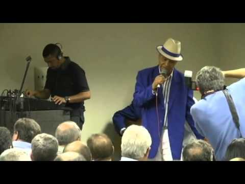 Show de Monarco da Portela - 24/09/2012