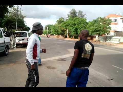 3rd Ave Bulawayo Terminus Fight 3