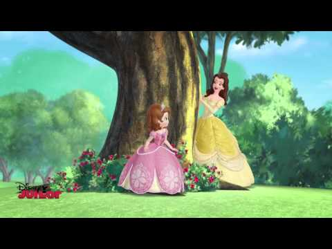 Sofia The First Ft Belle - Make It Right ( Bahasa Indonesia )