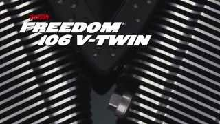 10. Victory Freedom 106 Engine – Victory Motorcycles