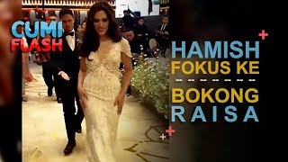Video Nikah, Hamish Malah Fokus Sorotin Bokong Raisa - CumiFlash 05 September 2017 MP3, 3GP, MP4, WEBM, AVI, FLV September 2017