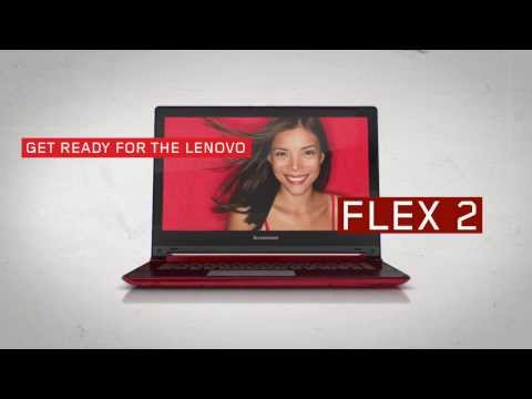 Lenovo Flex 2 laptop tour