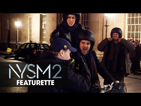 Now You See Me 2 (Featurette 'Fun on Set')