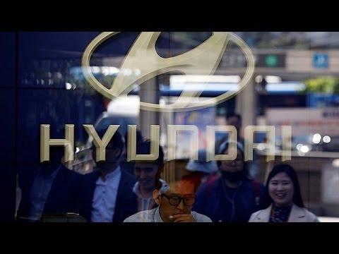 Ν.Κορέα: 240 χιλιάδες οχήματα αποσύρει η Hundai