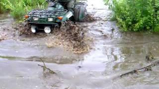 10. ATV Kawasaki Prairie 360 4x4