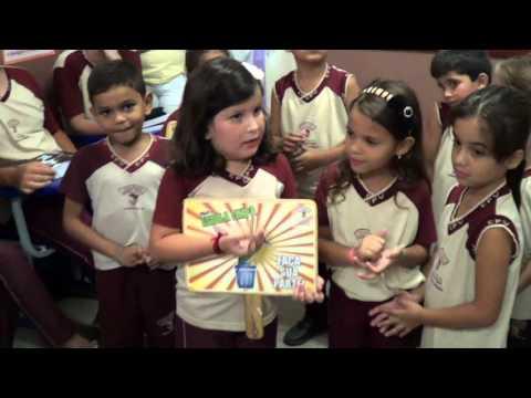 Visita Ensino Medio 2 Projeto Escola Limpa 2016