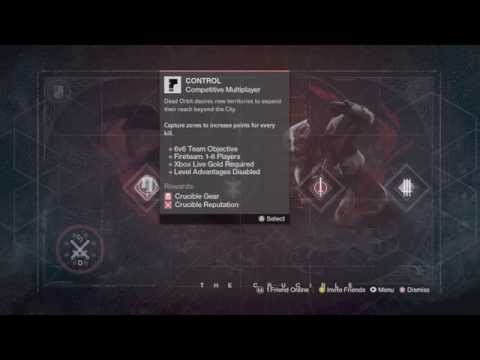 Destiny Tutorial: How To Play Online Multiplayer/PvP
