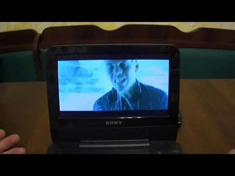 , title : 'Портативный ДВД плеер Sony DVP FX720'