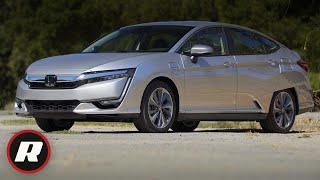 2019 Honda Clarity plug-in hybrid is an efficient, flexible choice by Roadshow