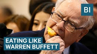 Video I ate like billionaire Warren Buffett for a week — and I felt awful MP3, 3GP, MP4, WEBM, AVI, FLV September 2018