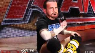 CM Punk Promo Cutter (WWE) YouTube video