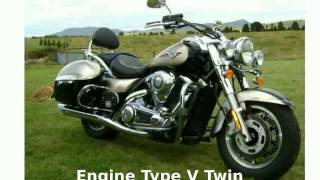 1. 2010 Kawasaki Vulcan 1700 Nomad - Info & Specification
