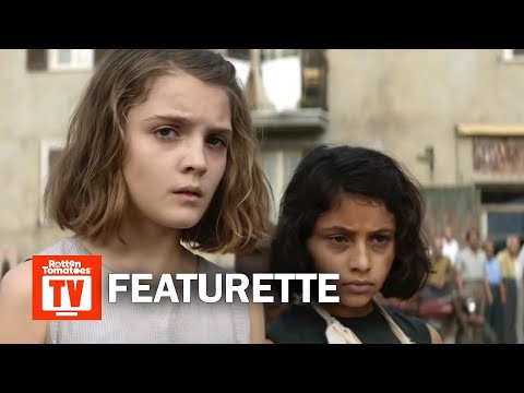 My Brilliant Friend Season 1 Featurette | 'Recreating the Rione' | Rotten Tomatoes TV