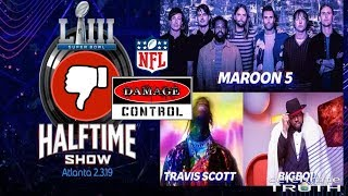 The WORST Super Bowl Halftime Show Ever! NFL Damage Control Exposed (2019)