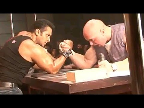 Salman Khan Lose His Bodybuilding Biceps Championship For Helping Handicapped Child