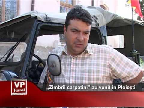 """""""Zimbrii carpatini"""" au venit în Ploiești"""