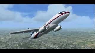 Video Sukhoi Superjet 100 crash simulation Mount Salak Indonesia, FSX Simulator MP3, 3GP, MP4, WEBM, AVI, FLV September 2018