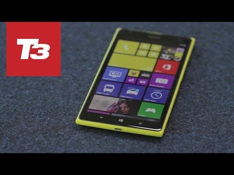Nokia Lumia 1520 offical news, features, specs ansd release date. Noke takes the wrappers off it's first six-inch device and the first Windows Phone to come with a quadcore processor.
