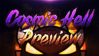 [Ultra Extreme Demon] Cosmic Hell Preview [Sakupen Hell Sequel]