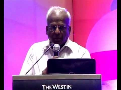 Speech by Mr R G. Chandramogan