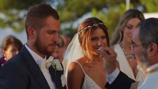 Sophia and Michael met in Athens in 2008 through mutual friends. Six years later, this beautiful couple made their way back to Greece and tied the knot on the stunning island of Kalymnos, which is where the groom's family is from. Read Morehttps://greekcitytimes.com/sophia-and-michaels-breathtaking-island-wedding/
