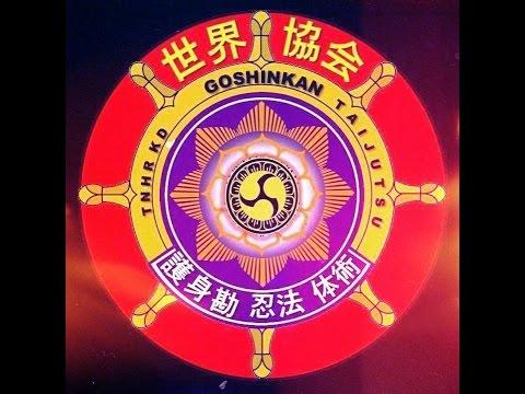 Goshin Taijutsu – Kihon Training – Dakenjutsu