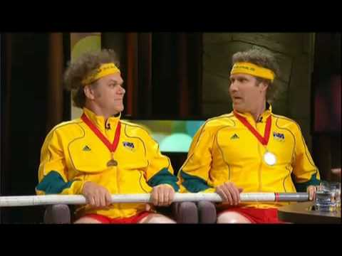 John C. Reilly - http://www.RentFree4Life.com Will Ferrell and John C. Reilly interview on ROVE (with Rove McManus) promoting their movie Step Brothers. Part 1 of the intervi...