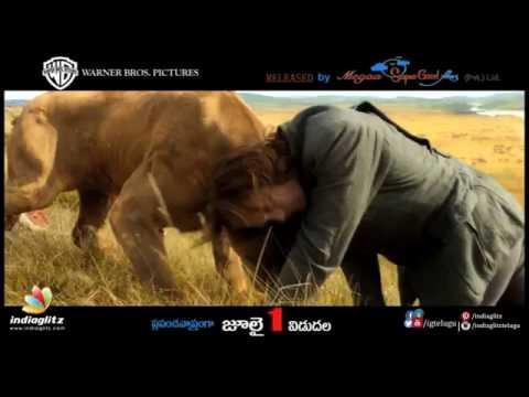 The Legend of Tarzan Trailer 02 | Telugu | Alexandar Skarsgard