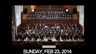 Voice Of The Persian Gulf | Shardad Rohani Concert Orchestra&Choir | Royce Hall | 02.23.14
