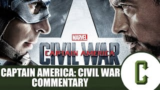 Nonton Captain America  Civil War Commentary Film Subtitle Indonesia Streaming Movie Download