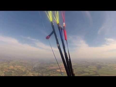 Atmus Sol ,, Kza voando em Barracão - PR (Termicas)