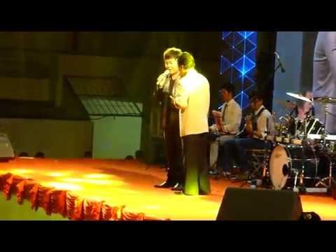 Qua Cơn Mê - Chế Linh, Quang Lê - Live show tại Tp Ban Mê Thuột 31/1/2015