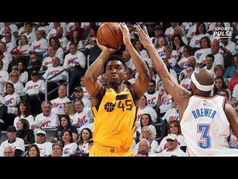 NBA Playoffs: Jazz even series, Rockets continue dominance
