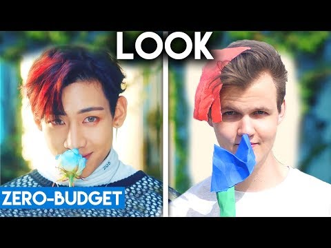 Video K-POP WITH ZERO BUDGET! (GOT7 - Look) download in MP3, 3GP, MP4, WEBM, AVI, FLV January 2017