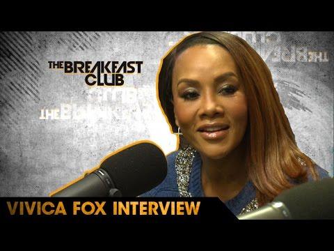 Vivica Fox Returns To The Breakfast Club