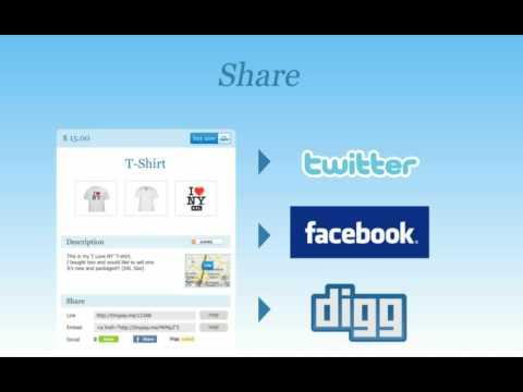 tinypay.me, mettere in vendita oggetti su internet in 60 secondi