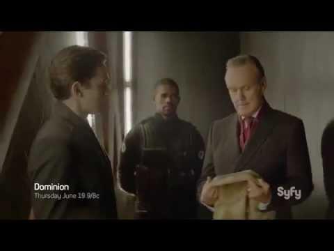 Dominion - Season 1 - trailer (SyFy)