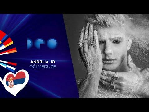 Oči Meduze - Andrija Jo - tekst pesme - Beovizija 2020