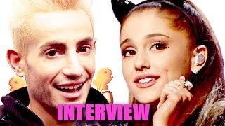 Frankie Grande Adresses Ariana Grande Diva Rumors