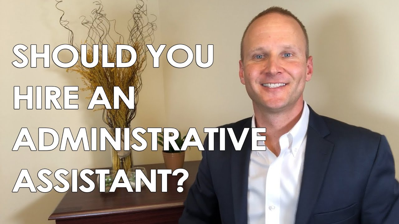 Is It Time for You To Hire An Administrative Assistant for Your Team?