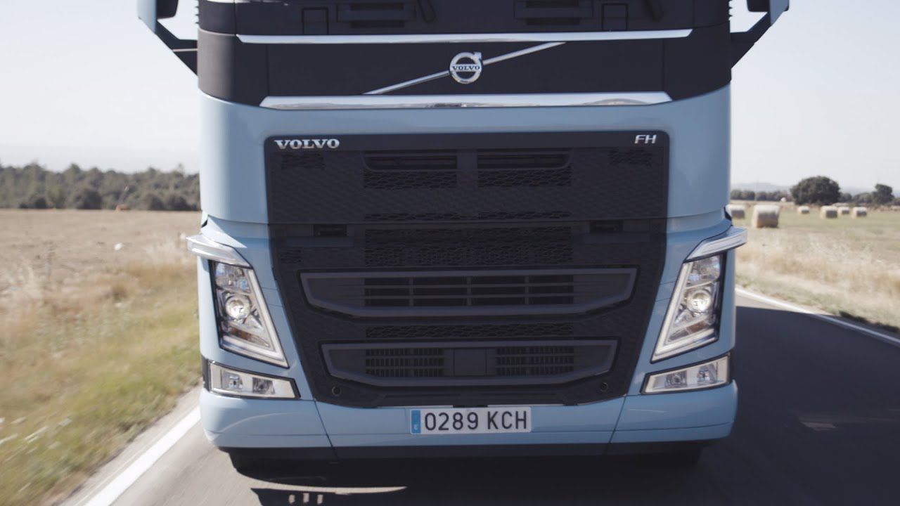 Volvo Trucks - The technology behind the LNG driveline