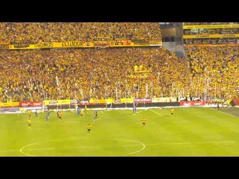 La mejor hinchada del Ecuador - Sur Oscura - Barcelona Sporting Club