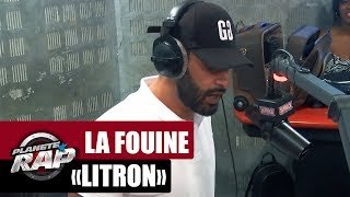 "Video La Fouine ""Litron"" #PlanèteRap MP3, 3GP, MP4, WEBM, AVI, FLV Mei 2017"